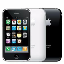 Orginal Apple iPhone 3GS (Unlocked) 16GB - Smartphone Mobile Phone  White/Black