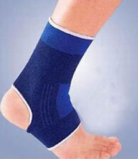 Elastic Neoprene Ankle Support Injury Sock Sprain Arthritis Compression Brace