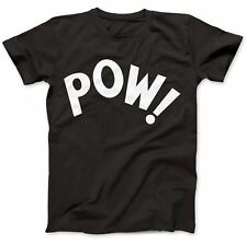 Pow As Worn By Keith Moon T-Shirt 100% Premium Cotton Quadrophenia Tommy