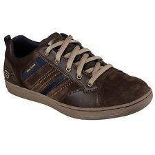Skechers Mens Superior Evole Lace Up Padded Casual Shoes