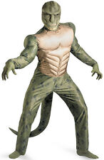 Marvel The Amazing Spiderman Lizard Classic Muscle Adult
