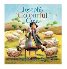 My First Bible Stories Joseph's Colourful Coat Old Testament Paperback Edition