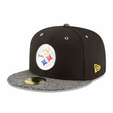 Pittsburgh Steelers New Era Black 2016 NFL Draft On Stage 59FIFTY Fitted Hat