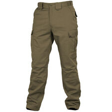 Pentagon T-BDU Pants Hiking Airsoft Combat Military Forces Outdoor Mens Coyote