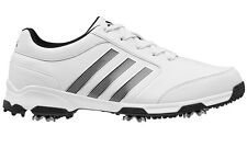 ADIDAS PURE 360 LITE GOLF SHOES - WHITE - MULTIPLE SIZES