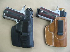 Azula Leather In The Pants IWB Concealment Holster CCW  For.. Choose Color & Gun