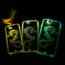 Incoming Call Sense LED Flash Light up Protective Case for iphone 6 6s Plus