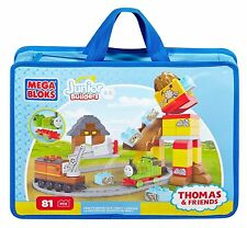 NEW Mega Bloks Thomas and Friends Percy`s Brave Tale