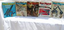 Lot Vintage Gun Digest Annual Edition 1982 1983 1984 1985 1986 36th-40th Books