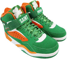 {Ewing Athletics} Ewing Focus St. Patrick's Day Limited Edition Basketball Shoe