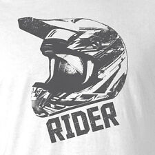 New Rider T-shirt Dirt Bike Helmet racing downhill motocross gear bike ATV moto