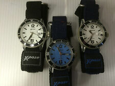 Sekonda Xpose Sport /  Work Watch with Velcro Strap ,easy reader RRP £29.95