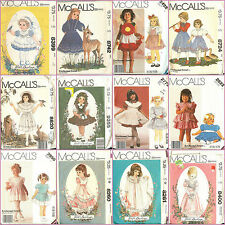 OOP McCalls Sewing Pattern Girls Childs Enchanted Forest Little Darlings You Pic