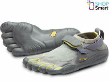 VIBRAM KSO W145 FIVEFINGERS WOMENS SHOES GREY PALM CLAY RUNNING BAREFOOT NEW