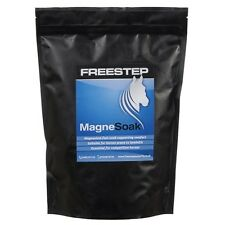 FREESTEP MAGNESOAK 250G / 1KG horse pony foot soak therapy