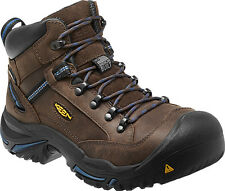 Keen Utility Men's Braddock Mid AL WP American Built Steel Toe Work Boot 1012771