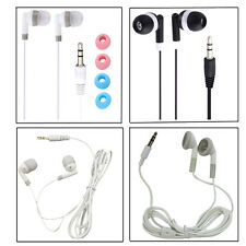 3.5mm In-ear Stereo Earbuds Headphone Earphone Headset for CellPhone MP4 MP3 PC