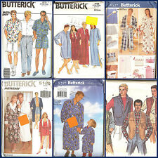 OOP Mens Butterick Sewing Pattern Great for Fathers Day You Pick