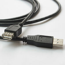 High Speed USB 2.0 Extension Cable AMAF Type A Male/Female Cord HardDisk 25ft