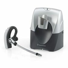 New Plantronics CS70N/A DECT Wireless Cordless Office Desk Phone Headset System