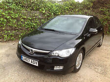 Honda Civic 1.4 IMA Hybrid CVT ES 2007 2 Owners 49000 miles FSH NOW SOLD