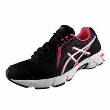 Asics Gel Impression 8 Womens Running Shoes Trainers Black