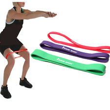 Crossfit Resistance Loop Latex Band Body Gym Training Pull Up Fitness Gear Multi