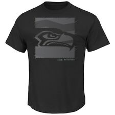Seattle Seahawks Majestic NFL Right Direction Men's Short Sleeve Premium T-Shirt