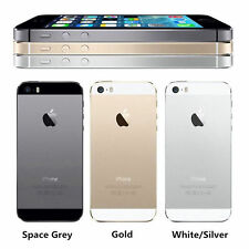 Apple iPhone 5s 16GB 32GB 4G LTE GSM Unlocked Smartphone Space Grey Silver Box