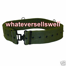 58 PATTERN WEBBING BELT BRITISH army cadet military TA