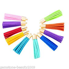 "GB Wholesale Mixed Velvet Terylene Tassel Pendants 5.5cm(2 1/8"")"