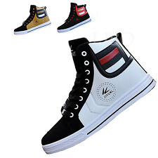 Men Casual Shoes High Top Sport Trainers Outdoor Athletic Running Sneaker Boot