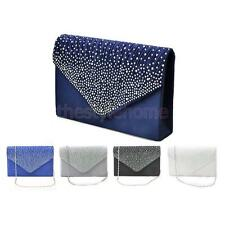 Elegant Ladies Evening Party Small Clutch Bag Bridal Purse Handbag Crossbody Bag