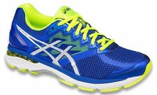 ASICS GT 2000 4 BLUE SILVER YELLOW MENS RUNNING SHOES **FREE POST AUSTRALIA