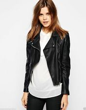 NEW Womens 100% Leather Lambskin Jacket Coat, Made to your Measurements - WJ17