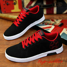 Fashion England Men's Casual Shoes Breathable Sneakers Canvas Sports Shoes New