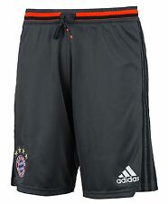 Adidas Men Bayern Munchen Munich Shorts Adizero Training Pants Running AO0292