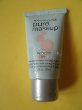 Maybelline Pure Makeup Foundation / Comes With Gift Samples / Prices May Vary