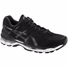 ASICS KAYANO 22 BLACK ONYX SILVER MENS RUNNING SHOES **FREE POST AUSTRALIA