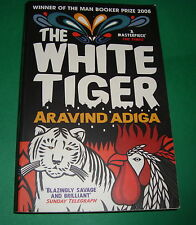 The White Tiger by Aravind Adiga (Paperback, 2009)