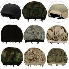 Tactical Airsoft Paintball Military Gear M88 Helmet Cover Multicam