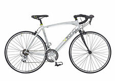 Viking Vuelta 14 Speed STI, 700c Wheel Alloy Gents, Platinum Grey/Black