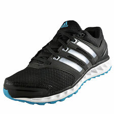 Adidas Womens Girls Falcon Elite 3 Running Shoes Trainers Black AUTHENTIC