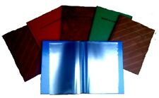 TOP QUALITY RECORD OF ACHIEVEMENT FOLDER IN VARIOUS COLOURS
