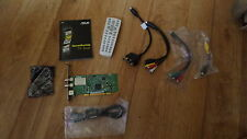 asus (tiger) dvb-t pci digital tuner with remote (pc-39) reciever cables etc