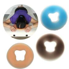 Salon SPA Soft Silicon Face Relax Cradle Cushion Massage Pillow Pad Beauty Care