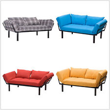 Merax Couch Bed Sofa Sectional Sleeper Futon Living Room Furniture Loveseat Sofa