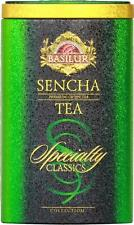 SENCHA - Pure high grown Ceylon Sencha green tea - Basilur speciality classics