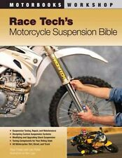 Race Tech's Motorcycle Suspension Bible~make a bike handle like a Pro~NEW! (Fits: More than one vehicle)
