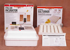 Little Giant Egg Incubator 9300 & 6300 | Auto Turner | LCD Screen -Chicken Quail